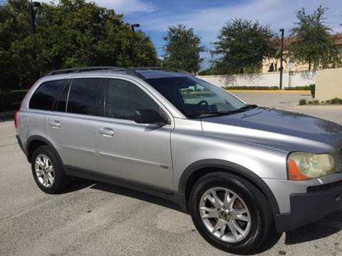 2005 Volvo XC90 for sale at South Florida Luxury Auto in Pompano Beach FL