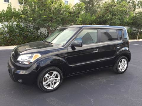 2010 Kia Soul for sale at South Florida Luxury Auto in Pompano Beach FL