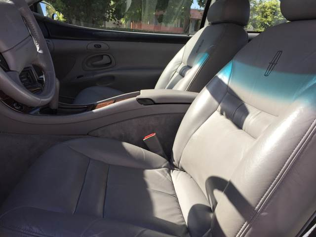 1994 Lincoln Mark VIII for sale at South Florida Luxury Auto in Pompano Beach FL