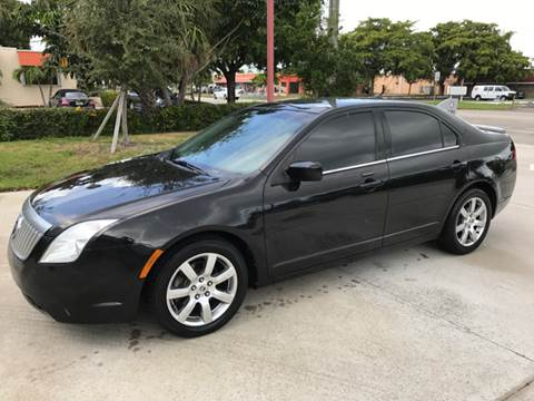 2011 Mercury Milan for sale at South Florida Luxury Auto in Pompano Beach FL