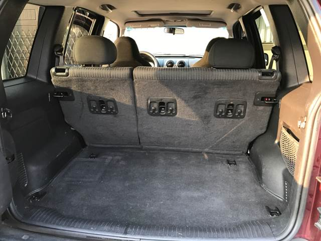 2002 Jeep Liberty for sale at South Florida Luxury Auto in Pompano Beach FL