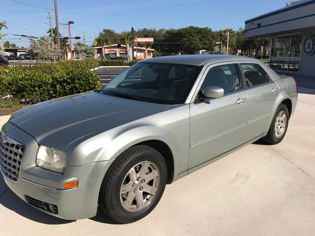2005 Chrysler 300 for sale at South Florida Luxury Auto in Pompano Beach FL