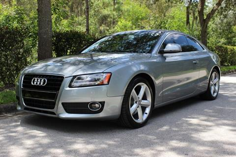2009 Audi A5 for sale in Fort Myers, FL
