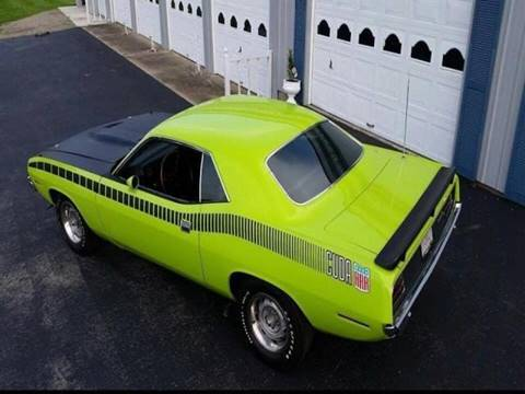 1970 Plymouth Barracuda for sale in Fort Myers, FL
