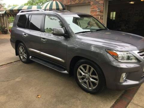2015 Lexus LX 570 for sale in Fort Myers, FL
