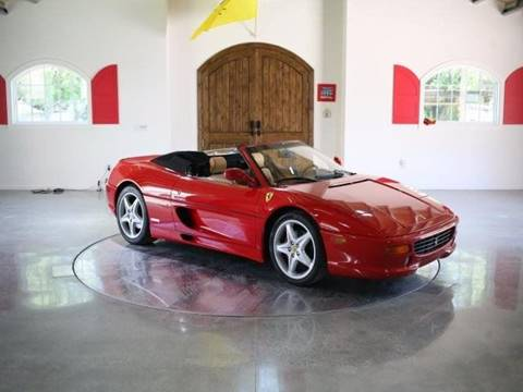1999 Ferrari F430 Spider for sale in Fort Myers, FL