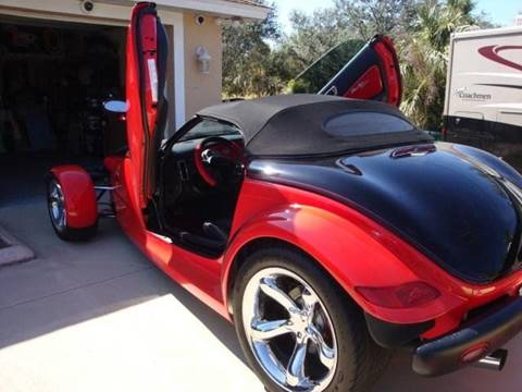 2000 Plymouth Prowler for sale in Fort Myers, FL