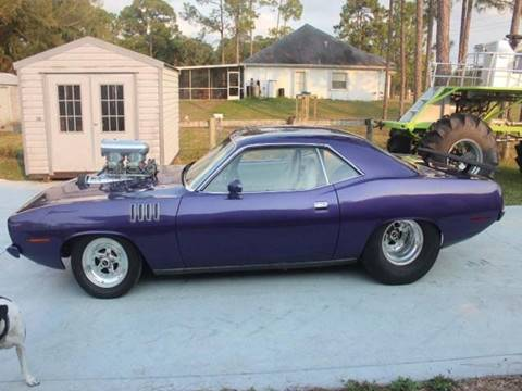 1971 Plymouth Barracuda for sale in Fort Myers, FL