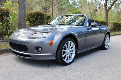 2007 Mazda MX-5 Miata for sale in Fort Myers, FL