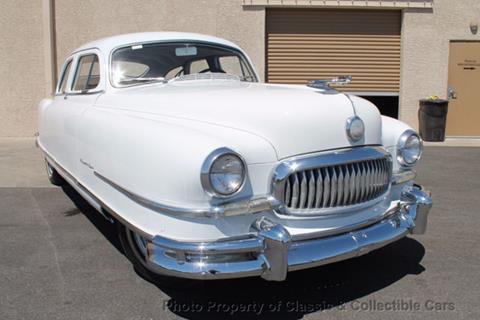 1951 Nash Ambassador for sale in Las Vegas, NV