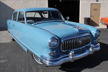 1952 Nash Ambassador for sale in Las Vegas, NV