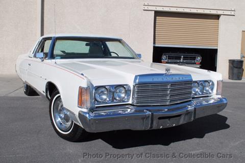 1974 Chrysler New Yorker for sale in Las Vegas, NV