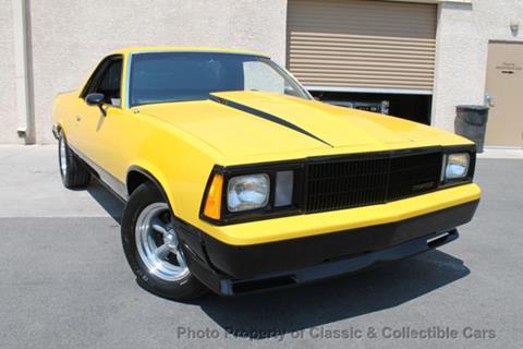 1980 Chevrolet El Camino for sale in Las Vegas, NV