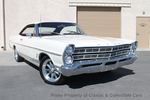 1967 Ford Galaxie 500 for sale in Las Vegas, NV