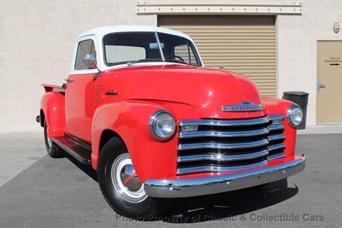 1953 Chevrolet 3100 for sale in Las Vegas, NV