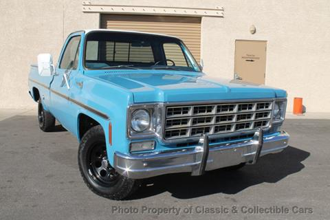 1977 Chevrolet C/K 10 Series for sale in Las Vegas, NV