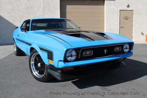 1972 Ford Mustang for sale in Las Vegas, NV