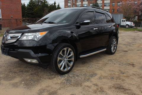 2008 Acura MDX for sale at OFIER AUTO SALES in Freeport NY