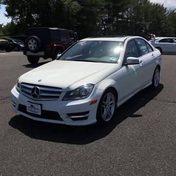 2012 Mercedes-Benz C-Class for sale at OFIER AUTO SALES in Freeport NY