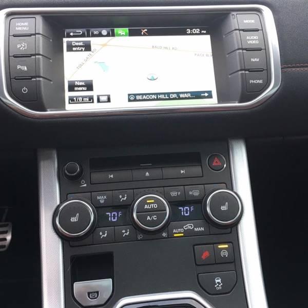 2014 Land Rover Range Rover Evoque AWD Dynamic 4dr SUV - Freeport NY
