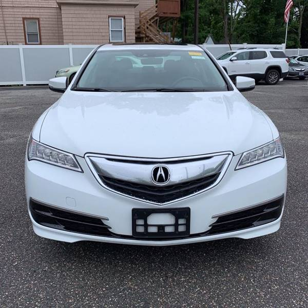 2015 Acura Tlx SH-AWD V6 4dr Sedan W/Technology Package In