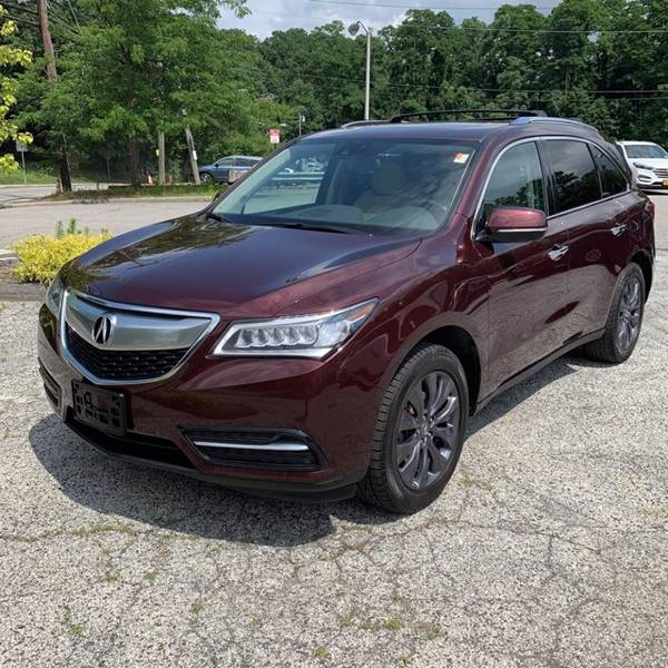 2015 Acura Mdx SH-AWD 4dr SUV W/Technology Package In