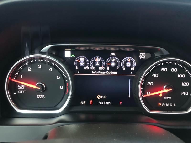 2019 Chevrolet Silverado 1500 4x4 LTZ 4dr Double Cab 6.6 ft. SB - Freeport NY