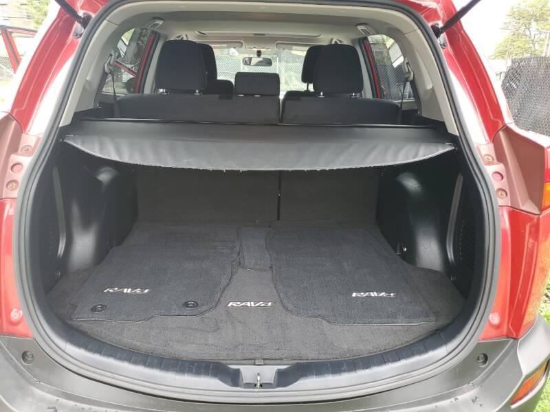 2013 Toyota RAV4 AWD XLE 4dr SUV - Freeport NY