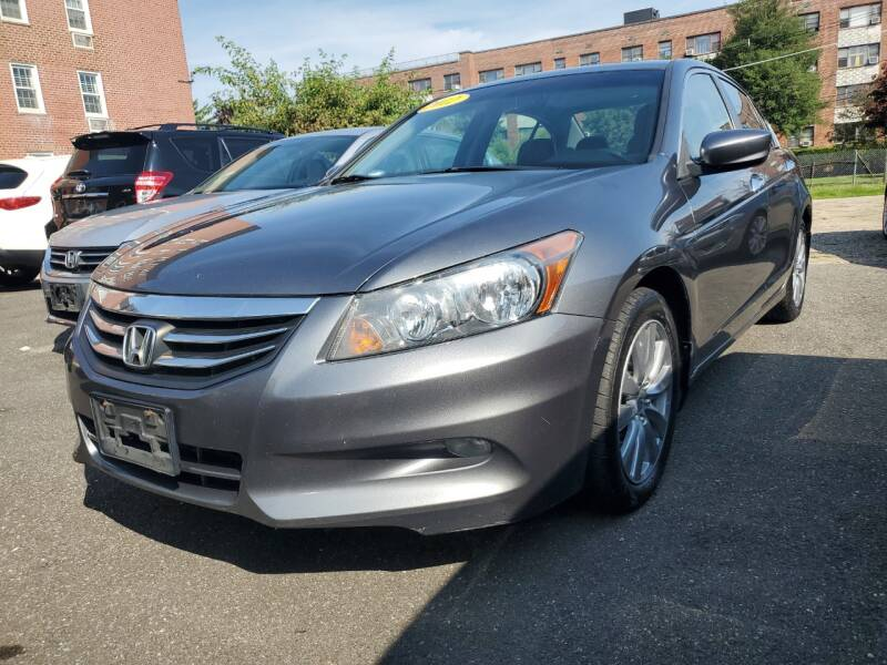 2012 Honda Accord EX-L V6 4dr Sedan - Freeport NY