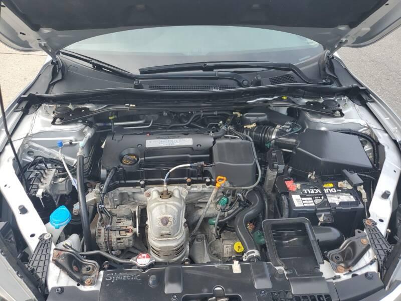 2014 Honda Accord EX-L 4dr Sedan - Freeport NY