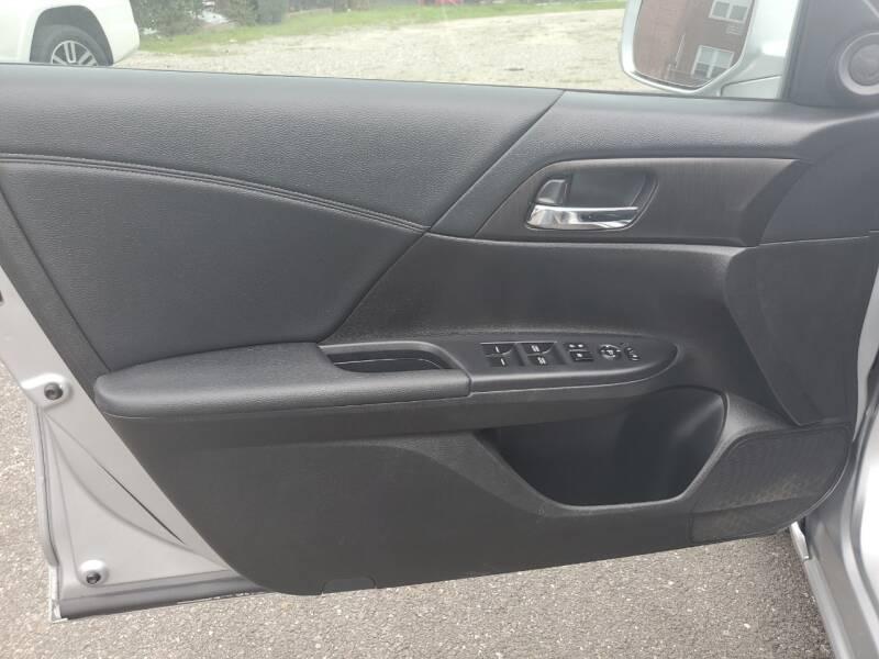 2014 Honda Accord EX 4dr Sedan CVT - Freeport NY