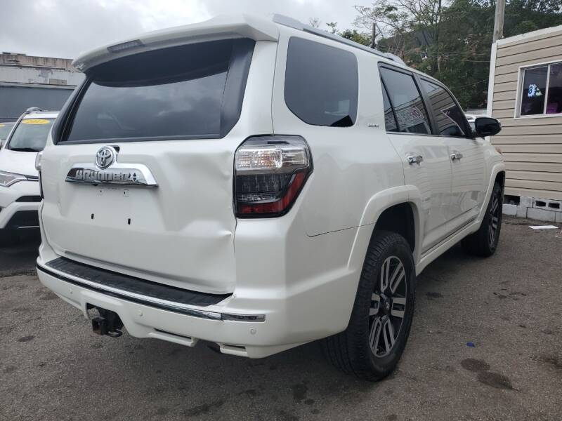2014 Toyota 4Runner AWD Limited 4dr SUV - Freeport NY