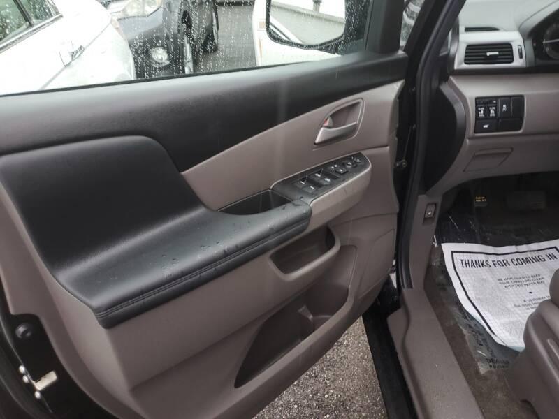 2013 Honda Odyssey EX-L 4dr Mini-Van w/DVD - Freeport NY