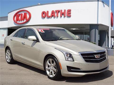 2016 Cadillac ATS for sale in Olathe, KS