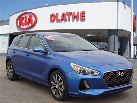 2018 Hyundai Elantra GT for sale in Olathe, KS