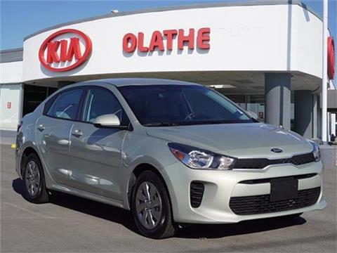 2018 Kia Rio for sale in Olathe, KS