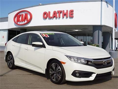 2018 Honda Civic for sale in Olathe, KS