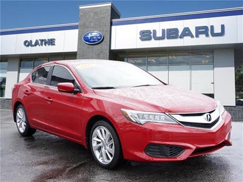 2017 Acura ILX for sale in Olathe, KS