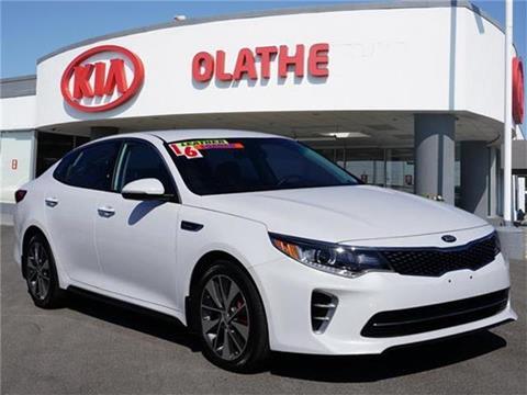 2016 Kia Optima for sale in Olathe, KS