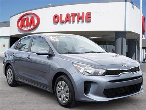 2019 Kia Rio for sale in Olathe, KS