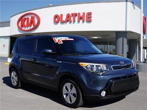 2016 Kia Soul for sale in Olathe, KS