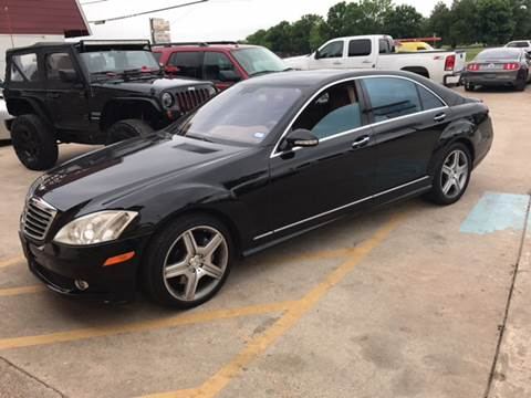 2009 Mercedes-Benz S-Class for sale in Sachse, TX