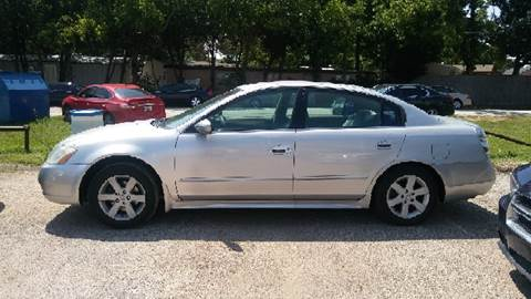 2003 Nissan Altima for sale in Sachse, TX