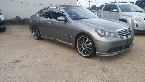 2007 Infiniti M45 for sale in Sachse, TX