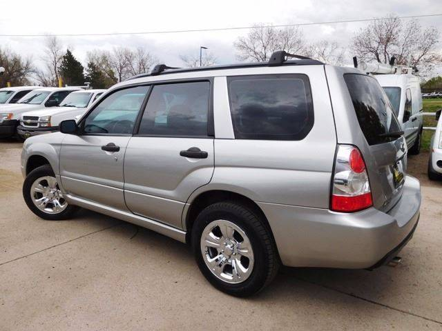2007 Subaru Forester for sale at Denver Auto Company in Parker CO