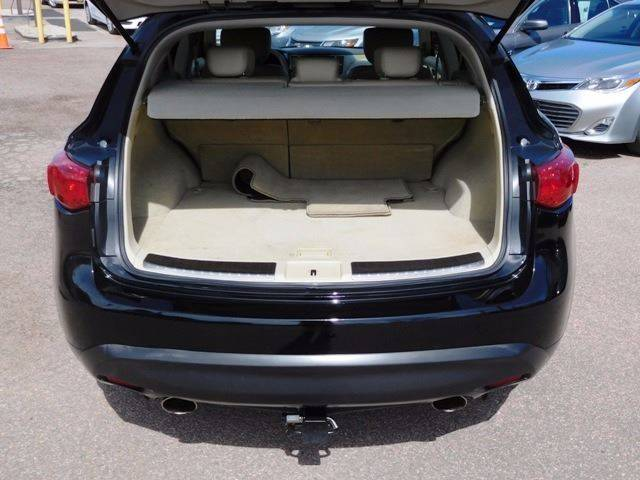 2009 Infiniti FX35 for sale at Denver Auto Company in Parker CO