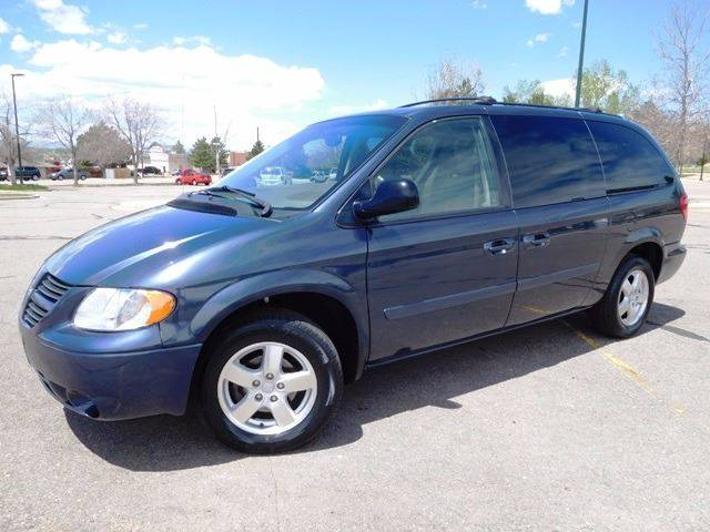 2007 Dodge Grand Caravan for sale at Denver Auto Company in Parker CO