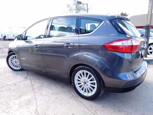 2015 Ford C-MAX Hybrid for sale at Denver Auto Company in Parker CO