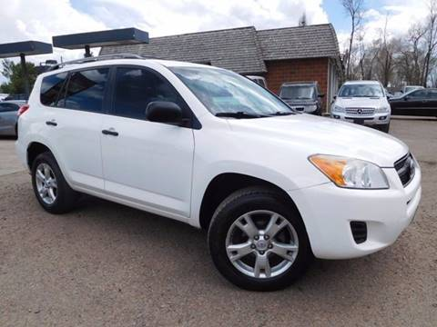 2009 Toyota RAV4 for sale at Denver Auto Company in Parker CO