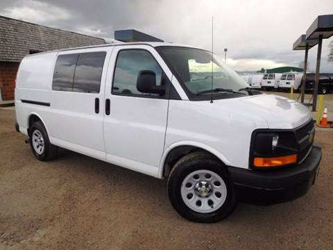 2013 Chevrolet Express Cargo for sale at Denver Auto Company in Parker CO